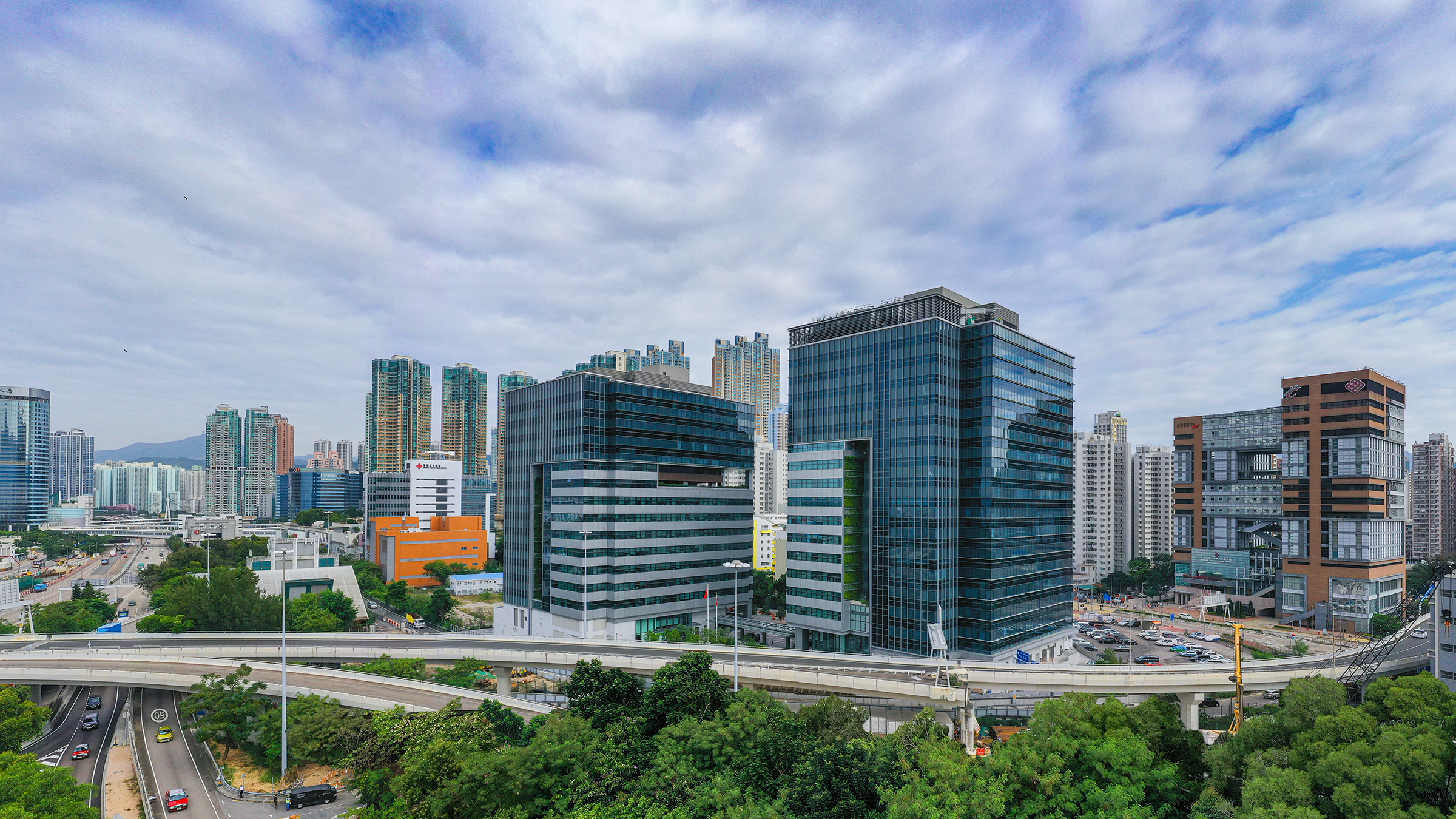 WEST KOWLOON GOVERNMENT OFFICES