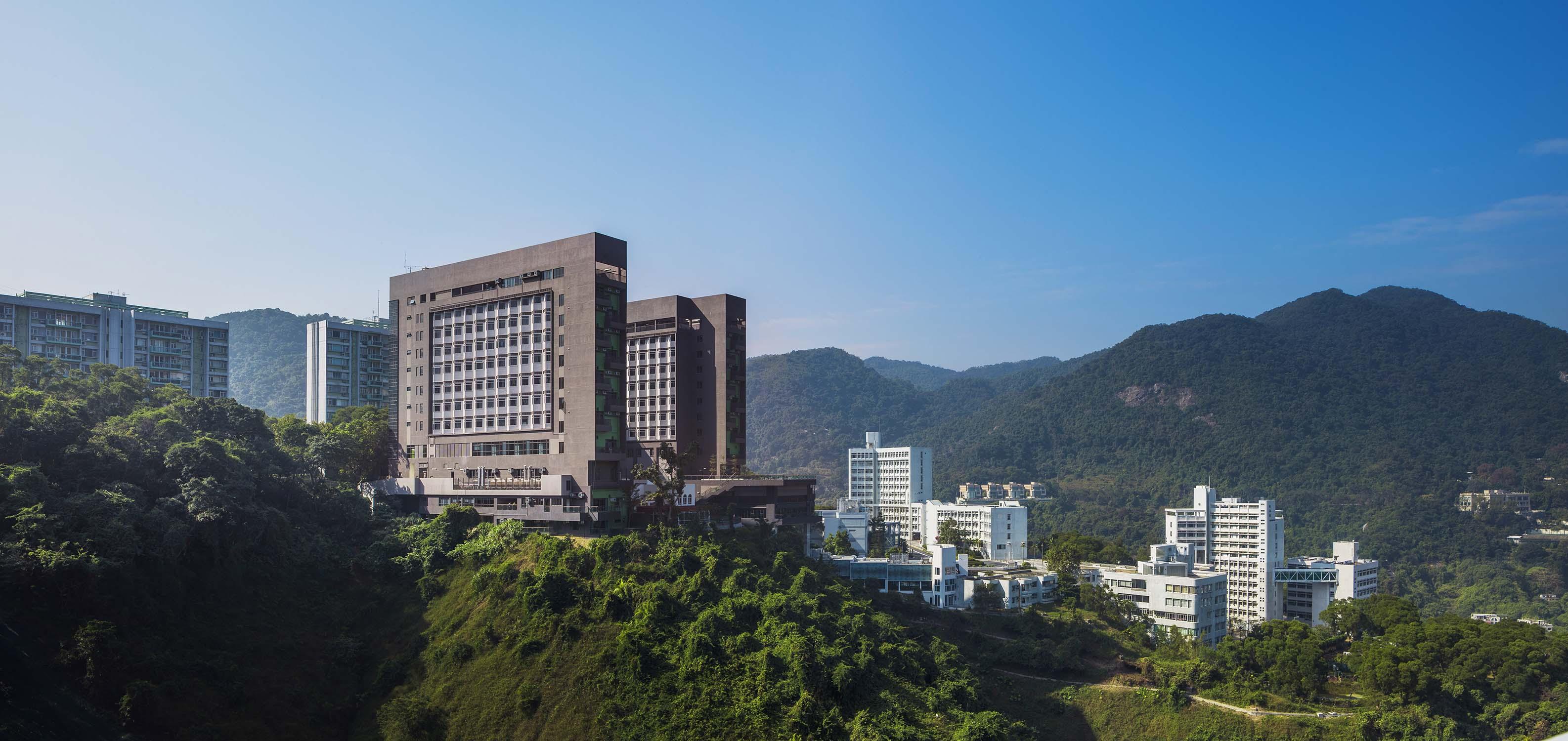 香港中文大学 伍宜孙书院