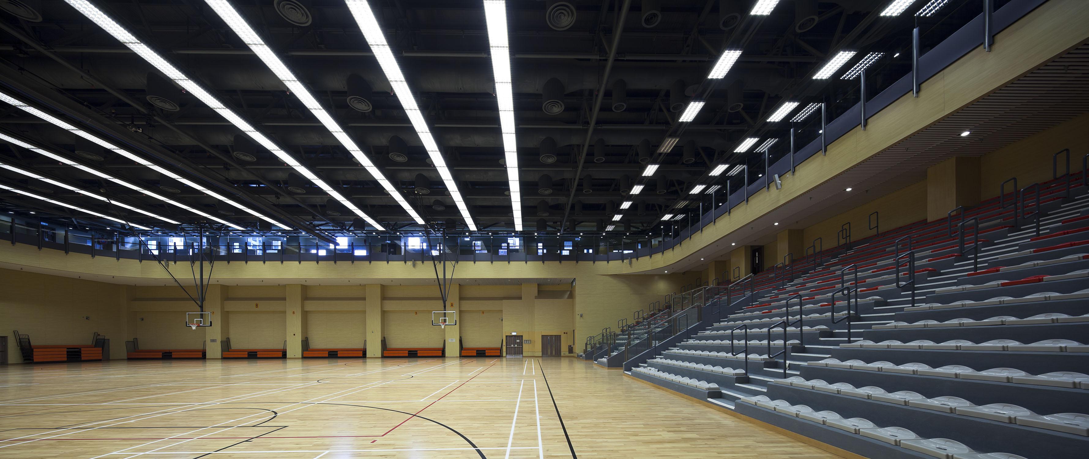 保榮路體育館