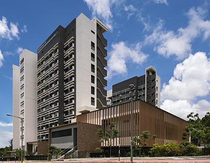 香港中文大學第39區 學生宿舍