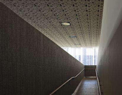 保榮路體育館(室內設計)