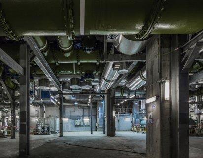 啟德發展區區域供冷系統二期工程
