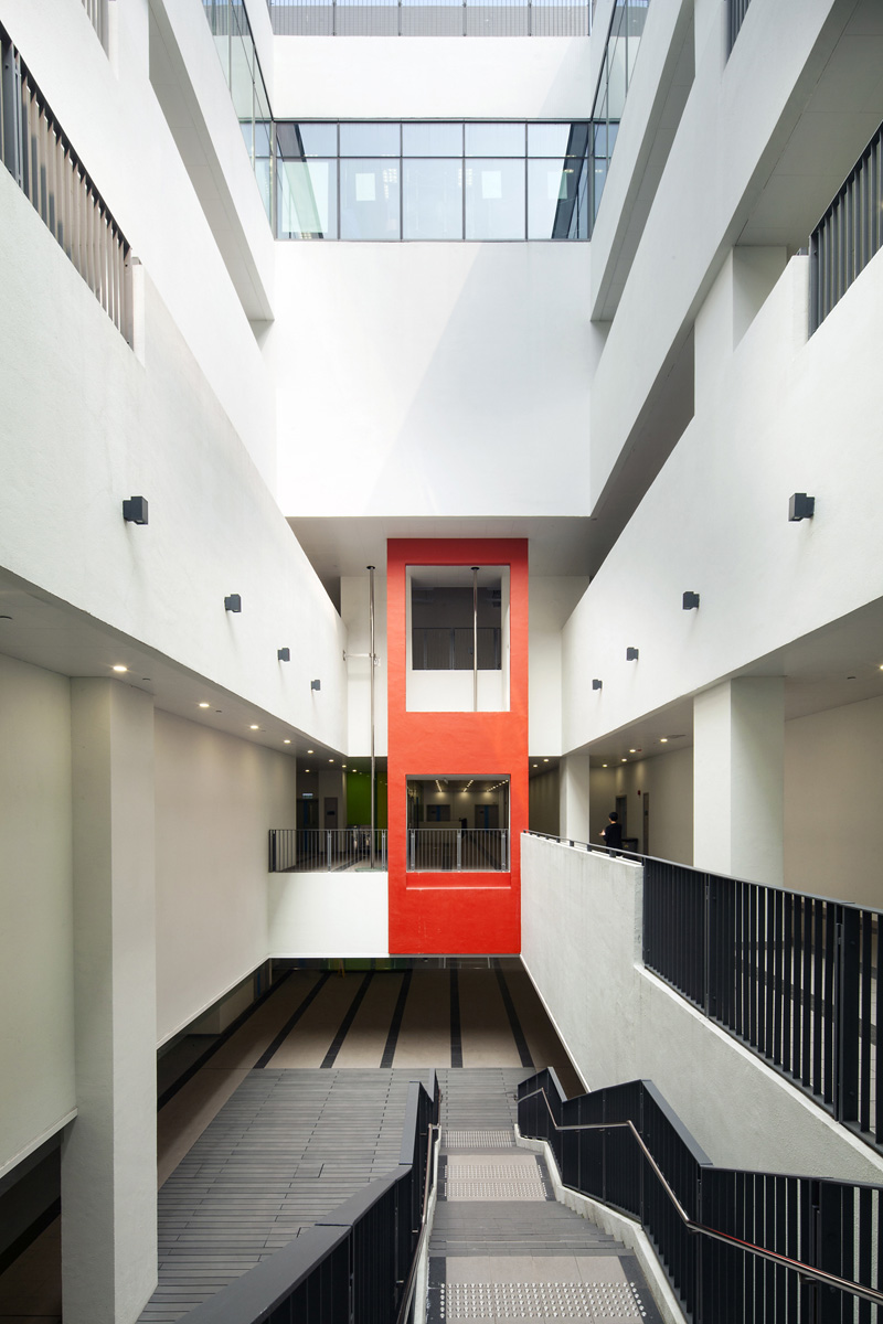 FIRE AND AMBULANCE SERVICES ACADEMY (INTERIOR)