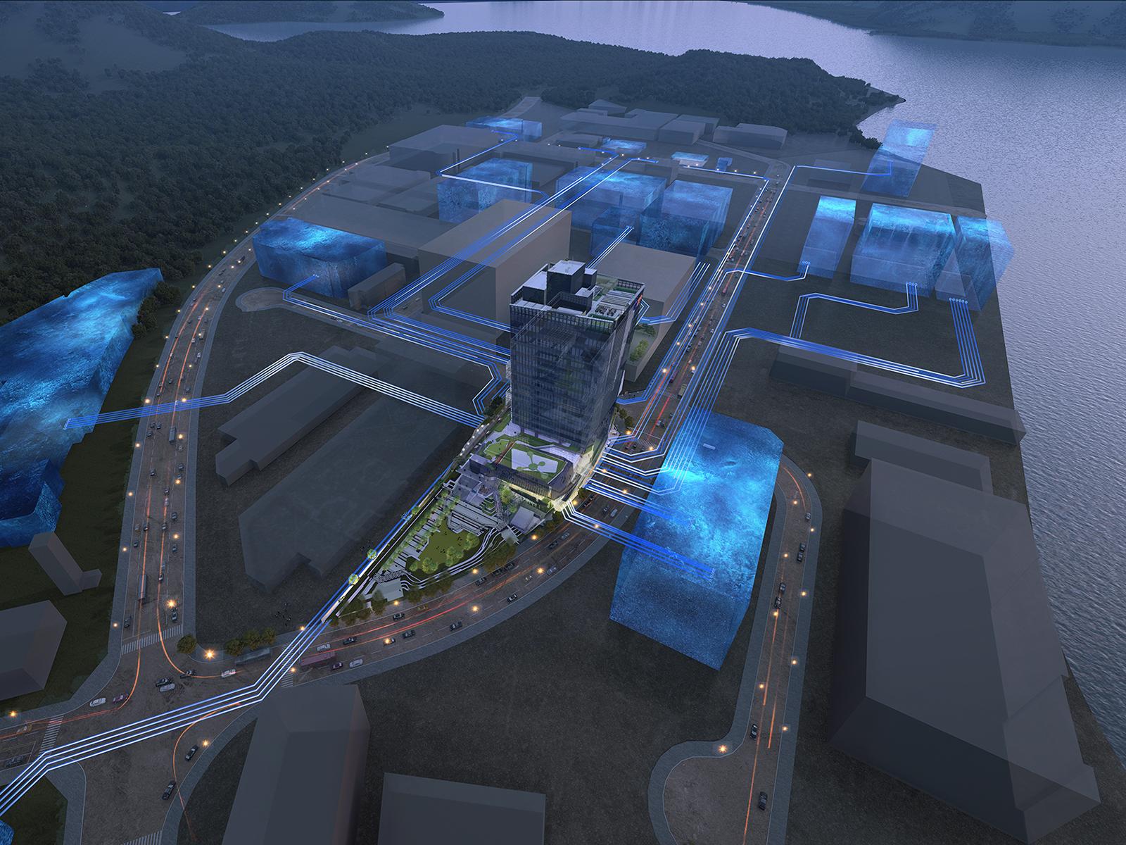 香港科技園 IE 2.0 項目 A