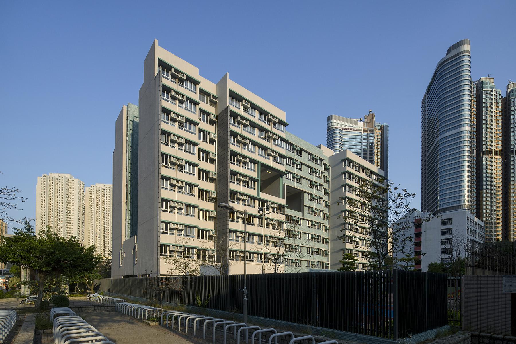 HKUST JOCKEY CLUB HALL, THE HONG KONG UNIVERSITY OF SCIENCE & TECHNOLOGY