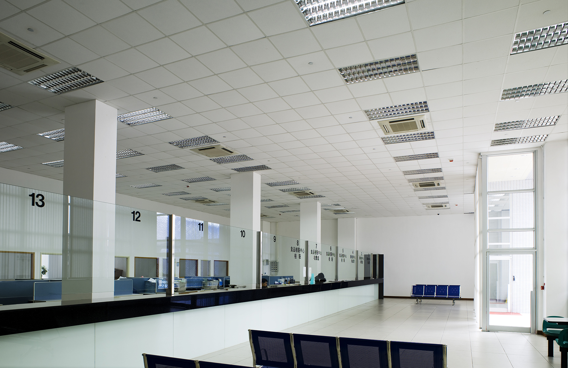 中國檢驗有限公司綜合檢驗中心二期