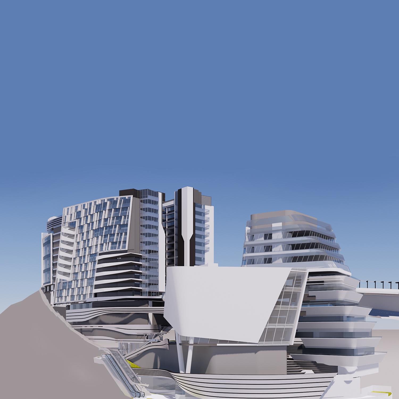 香港理工大学何文田校园发展计画