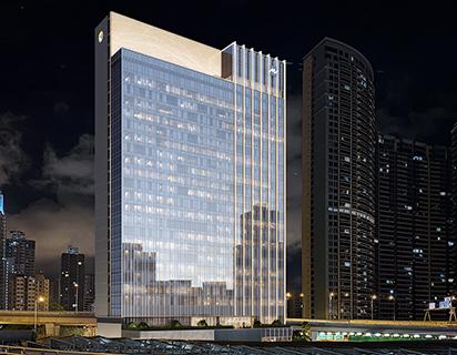 中旅(香港)酒店項目