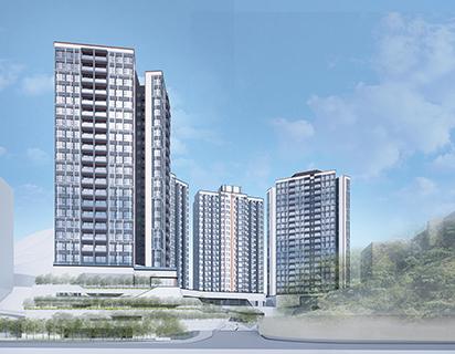 香港大學西高山校園重建計劃
